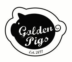Golden Pigs logo