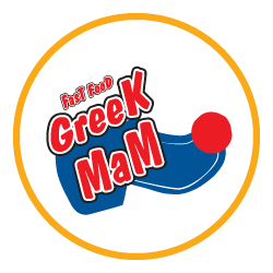 Greek Mam logo