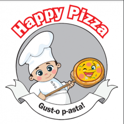 Happy Pizza by Bucharest  logo