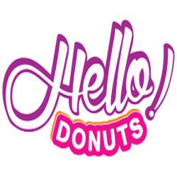Hello Donuts Afi logo