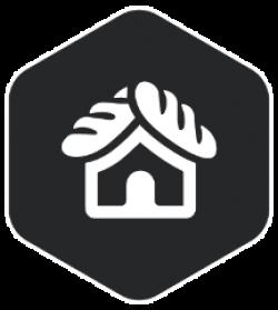 La Casa Delivery Vivo logo