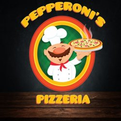 Pepperoni`s pizzeria logo