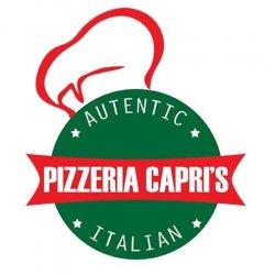 Pizzeria Capris logo