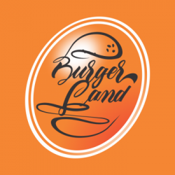 Burger Land logo