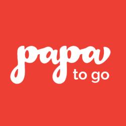 Papa To Go logo