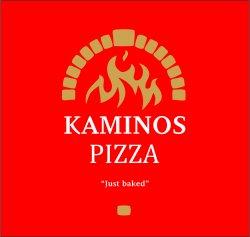 Pizza Kaminos logo