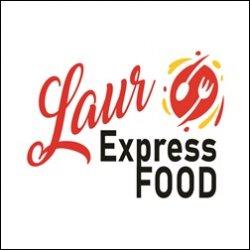 Laur Express Food logo