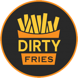 Dirty Fries logo