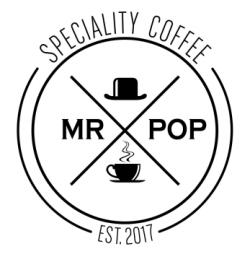 Mr Pop logo