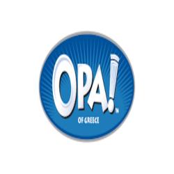 Opa Food of Greece logo