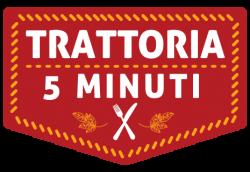 Trattoria 5 minuti Constanta logo