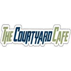 The Courtyard Restaurant logo