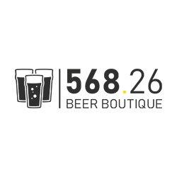 568.26 Beer Boutique logo
