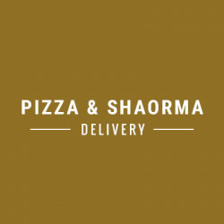 Pizza & Shaorma Delivery logo