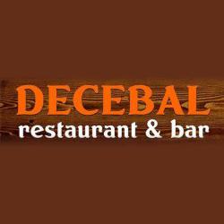 Restaurant Decebal logo
