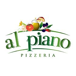 Al Piano Pizzeria logo