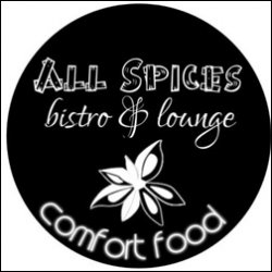 All Spices -Bistro & Lounge  logo