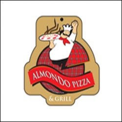 Almondo Pizza logo