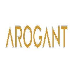 Arogant lounge logo