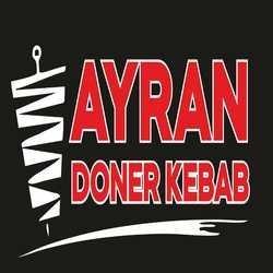 Ayran Doner Kebab by night logo