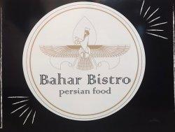 Bahar Bistro logo