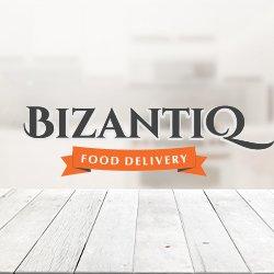 Bizantiq Delivery logo
