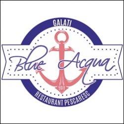 Blue Acqua Restaurant Mamaia Lac Siutghiol logo