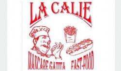 Fast food La Calie logo