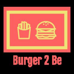 Burger 2 Be - Braila logo