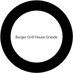 Burger Grill House Grande logo