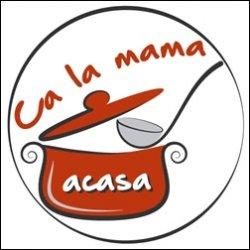 Ca La Mama Acasa logo