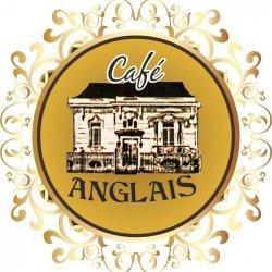 Cafe Anglais Restaurant logo
