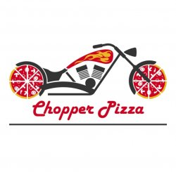 Chopper Pizza logo
