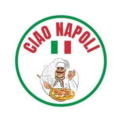 Ciao Napoli Militari logo