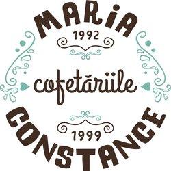 Cofetaria Constance Dna. Ghica logo