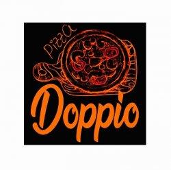 Doppio Pizza logo