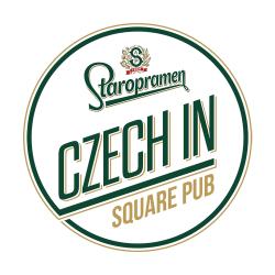 Czech In Square Pub logo