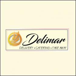 Delimar Catering logo
