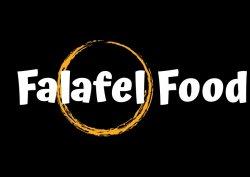 Falafel Food logo