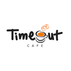 Time Out Cafe logo