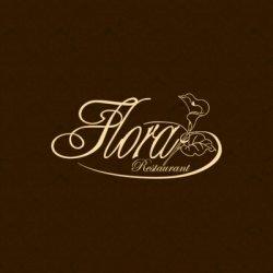 Restaurant Flora / Gatsby logo