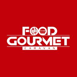 Food Gourmet Caravan logo