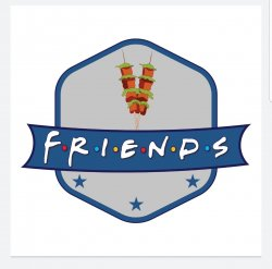 Friend's Fast Food logo