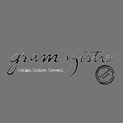 GRAM Bistro logo