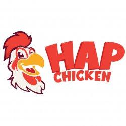 Hap Chicken logo