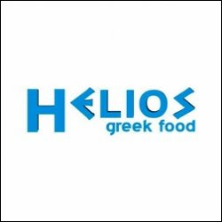 Helios Greek Food logo