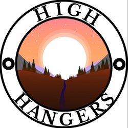 HIGH HANGERS logo