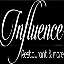 Influence Restaurant&More logo