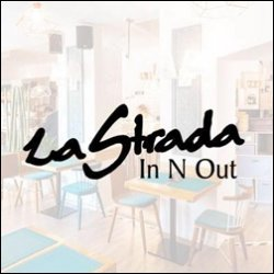 La Strada In N Out logo