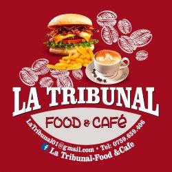 La Tribunal - Food&Cafe logo